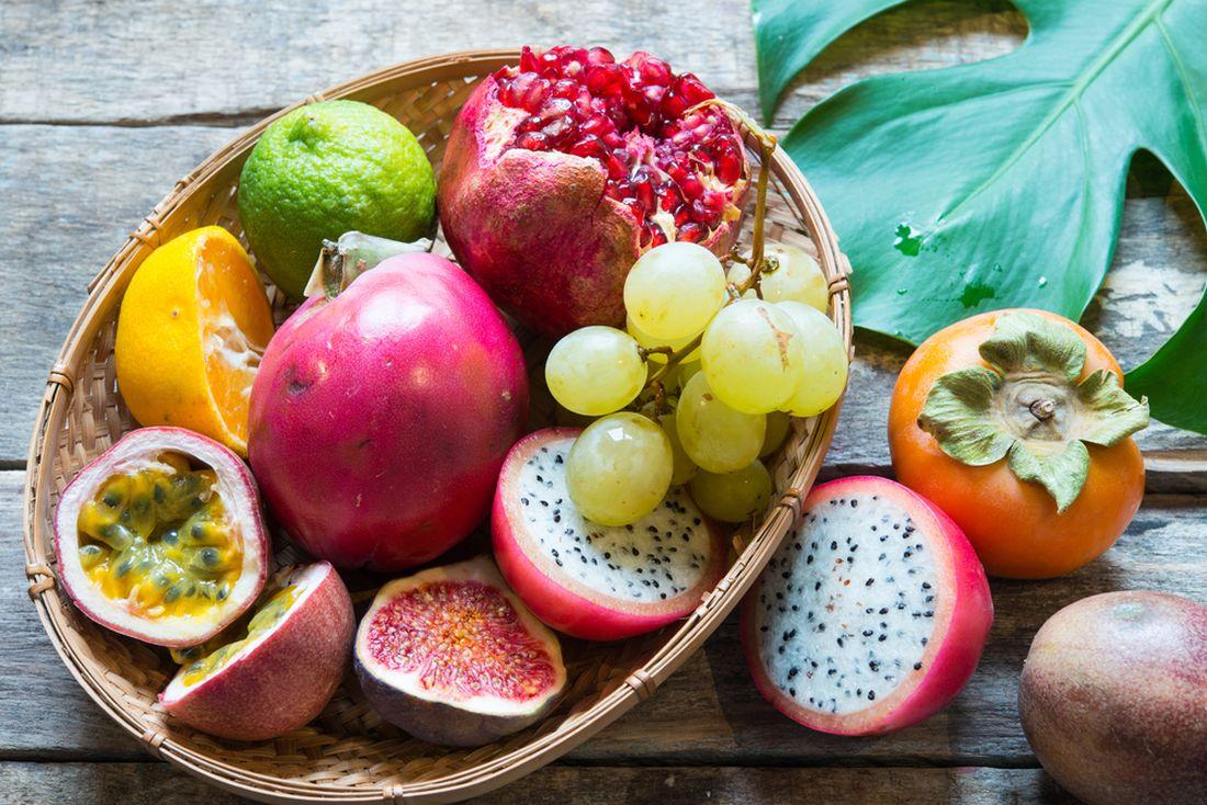Exotické ovoce 3